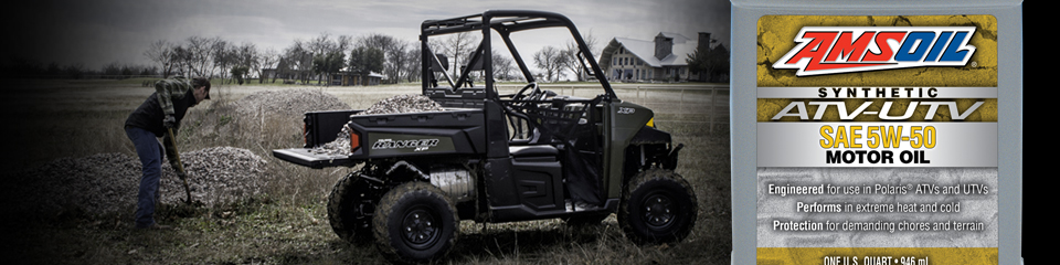 Upgrades for ATV or UTV