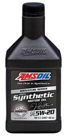AMSOIL 5W-20 Synthetic Oil