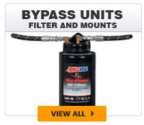 AMSOIL Bypass Filters and Mounts