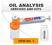 Other Products AMSOIL Oil Analysis Services
