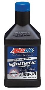 Signature Series 10W-30 Synthetic Oil