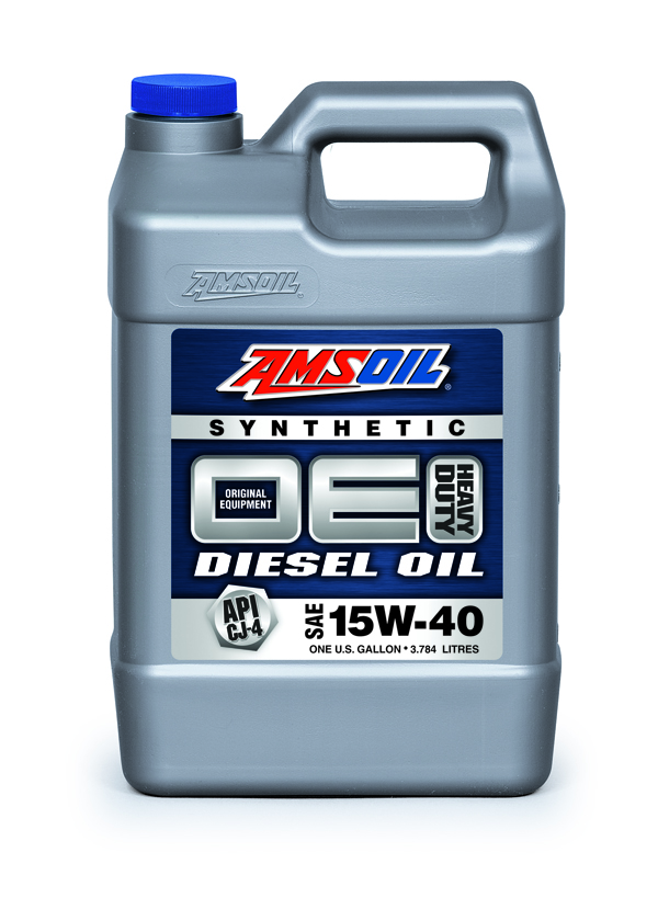 AMSOIL OE 15W-40 Synthetic GALLON
