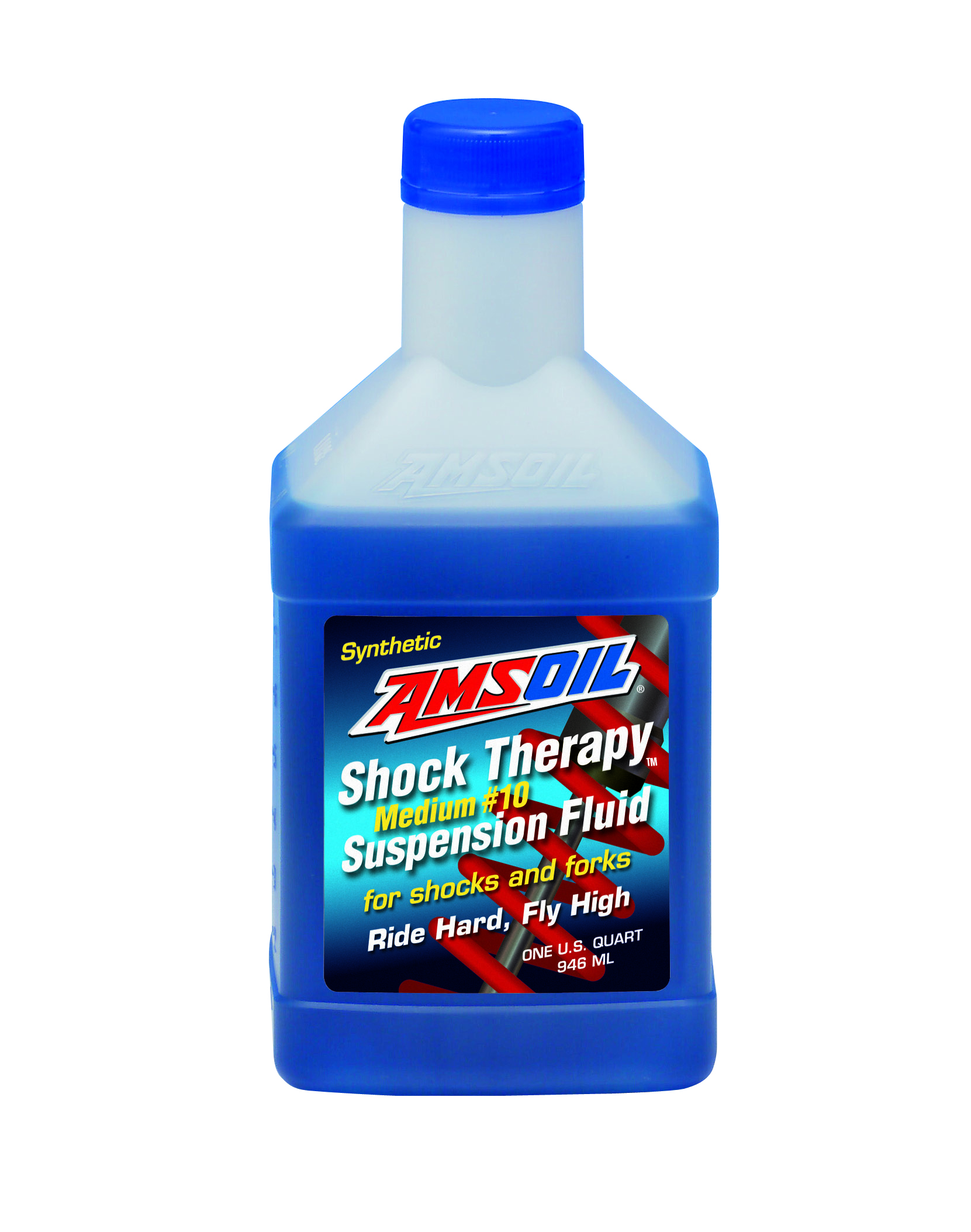 Shock Therapy Suspension Fluid 10 Medium