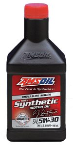 AMSOIL Signature Series 5W-30 Synthetic Oil