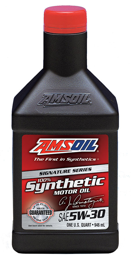 Signature Series 5W-30 Synthetic Oil